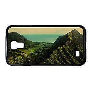 lintao diy Oahu Watercolor style Cover Samsung Galaxy S4 I9500 Case (Islands Watercolor style Cover Samsung Galaxy S4 I9500 Case)