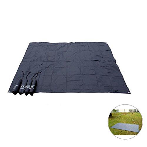 WINOMO 210× 200cm Manta Beach Mat camping picnic–Esterilla grande Colchón Impermeable al aire última...