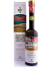 Rincón de la Subbética – extra jungfruolja 500 ml flaskor