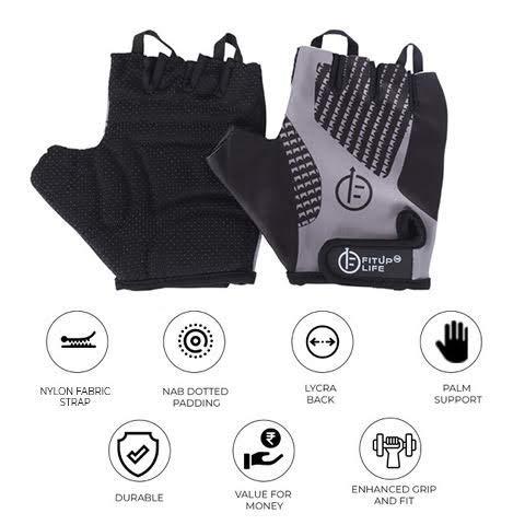 Fitup life best gym gloves brand