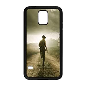 Printed Quotes Phone Case The Walking Dead For Samsung Galaxy S5 Q5A2112803