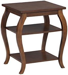 Powell Panorama Table, Hazelnut