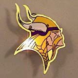 Minnesota Vikings NFL Flashing Pin or Pendant