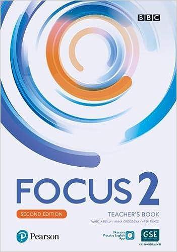 Focus 2e 2 Teachers Book with PEP Pack: Amazon.es: Reilly, Patricia, Grodzicka, Anna, Tkacz, Arek: Libros en idiomas extranjeros