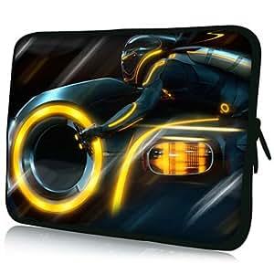 "Racer Pattern 7""/10""/13"" Laptop Sleeve Case for MacBook Air Pro/Ipad Mini/Galaxy Tab2/Sony/Google Nexus 18089 , 7 inch"
