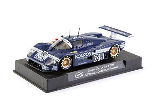 (Slot.it Sauber Mercedes C9 Kouros Le Mans 1987 1:32 Performance Slot Car)