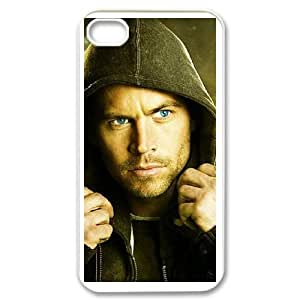 The Fast and the Furious IPhone4 4SPhone Case Black white Gift Holiday &Christmas Gifts& cell phone cases clear &phone cases protective&fashion cell phone cases NYRGG69703812
