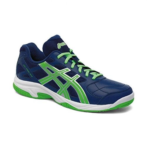 Asics Gel Padel Max - Zapatillas para hombre, color azul/blanco / verde/plata, talla 45: Amazon.es: Zapatos y complementos