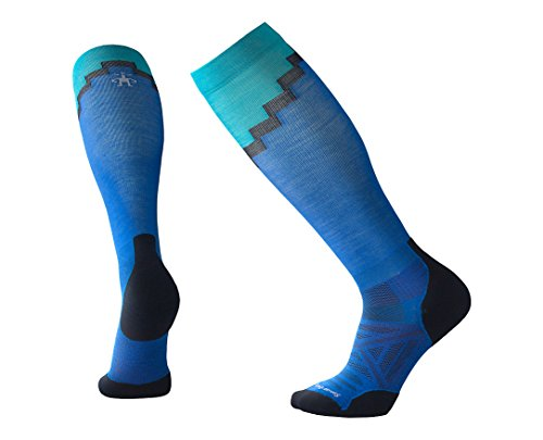Smartwool Men's PhD Pro Mountaineer Bright Blue XL