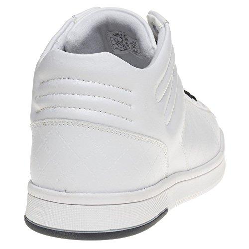 Boss Green Ray Adv Mid Uomo Sneaker Bianco