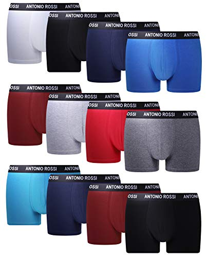 FM London Fitted Boxer, Colores Claros, Small (Pack de 12) para ...