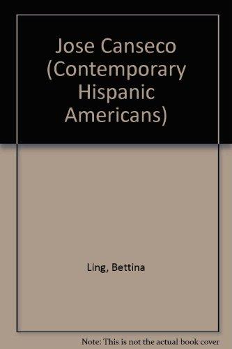 Jose Canseco (Contemporary Hispanic Americans)