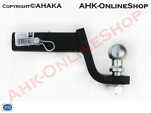 USA Vehicles 2 inch receiver // 50 x 50 mm drop // lowering 34 mm Towbar Adapter Tow Hitch Ball Bar Adaptor Towing Hitch