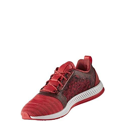 adidas TR Pink Granat Plamet Cool Laufschuhe Rot Damen rosbas 40 q1xqrZw