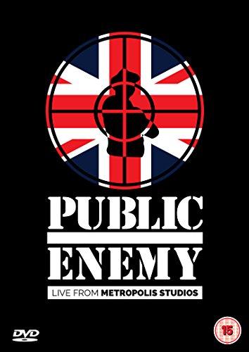 DVD : PUBLIC ENEMY - Live From Metropolis Studios [explicit Content]