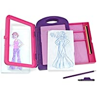 Melissa & Doug Fashion Design Art Activity Kit - 9...