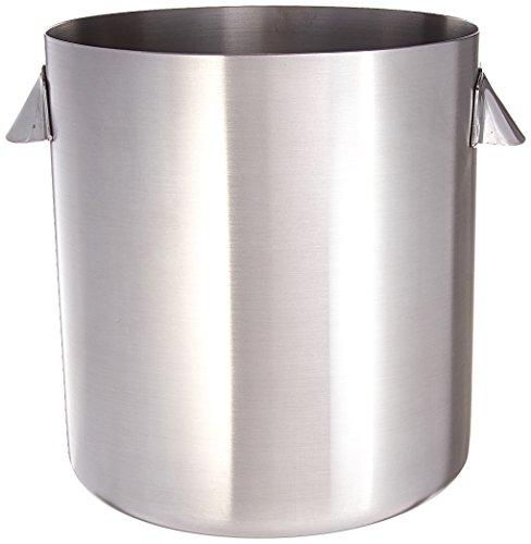 - Paderno World Cuisine 7-3/8-Quart Stainless-steel Bain-Marie (2 short handles)