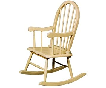 Exceptionnel Stork Craft Childu0027s Rocker, Natural (Discontinued By Manufacturer)