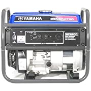 Yamaha EF2600, 2300 Running Watts/2600 Starting Watts, Gas Powered Portable Generator, CARB Compliant