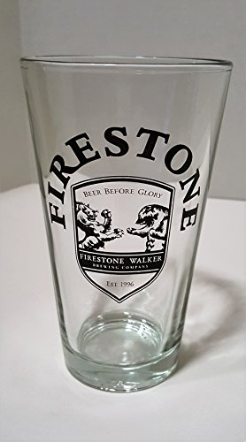 - Firestone Walker Brewing Company Signature Pint Glass