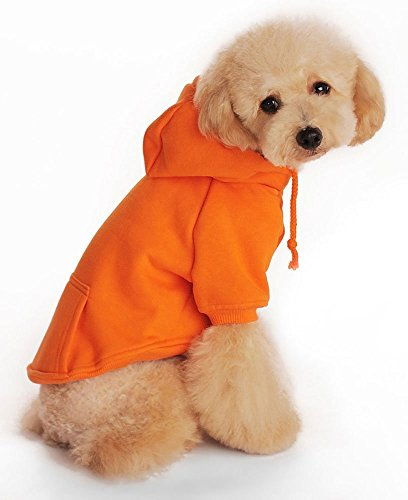 TOPSOSO Fashion Shop Pet Coat Polyester/Cotton Basic