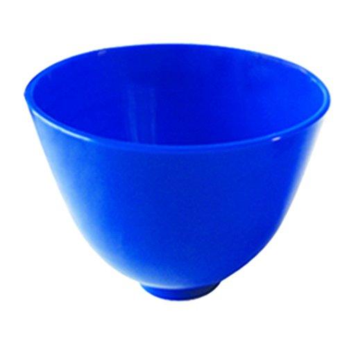 SDent USA FDA & TUV CE 2PCS Large Size 13096mm 690ml Dental PVC Rubber Mixing Bowl for Alginate and Plaster Materials Color Random