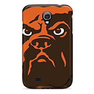 For Galaxy S4 Tpu Phone Cases Covers(cleveland Browns)