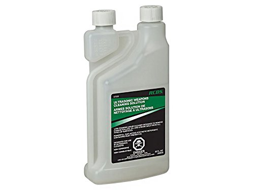 (RCBS 87059 Ultrasonic Weapons  cleaning solution)
