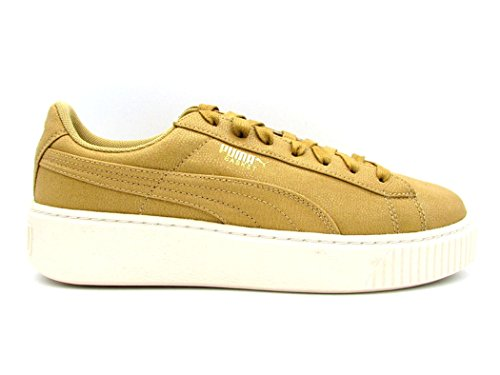 Puma , Baskets pour femme beige beige