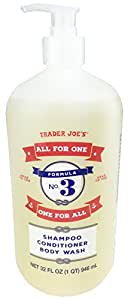 Trader Joe S Formula No 3 Quot All For One One For All