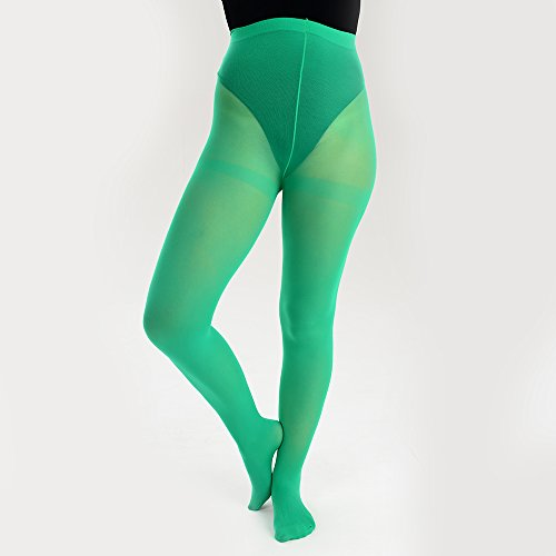 ballet chica claro tama Medias o de verde 16 un colores de Sport t5xq8P
