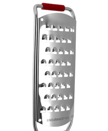Endurance Stainless Steel Coarse Grater