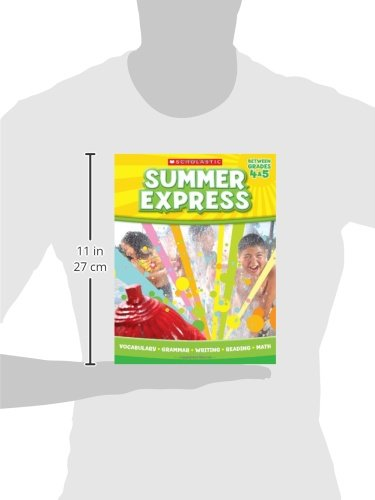 Amazon.com: Summer Express Between Fourth and Fifth Grade ...