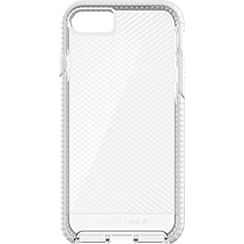 sports shoes a37de 89468 Tech21 Evo Check for iPhone 7 - Clear/White