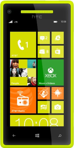 HTC 8X, Yellow 8GB (AT&T) by HTC