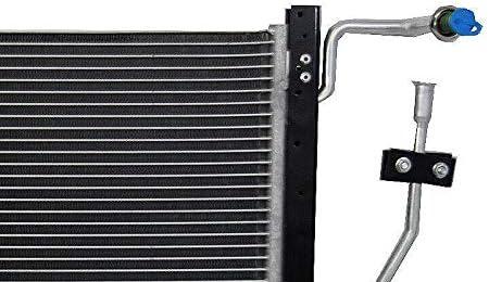 Replacement AC Condenser For Dodge Dakota 2.5 5.2 3.9 5.9