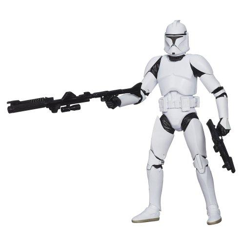 Star Wars The Black Series Clone Trooper (Star Wars Clone Wars Clone Trooper Blaster)