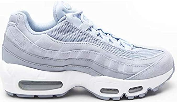Amazon.com: Nike WMNS Air Max 95 PRM 807443-401 - Zapatillas ...