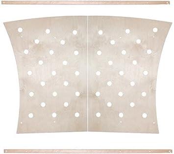 STOKKE SLEEPI Junior Bed Conversion Kit – White