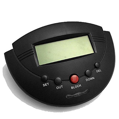 LeeKer LK-P06B Phone Call Blocker Blacklist Caller ID Display Box Dual Signal FSK/DTMF No More Nuisance Calls(Black) from LeeKer