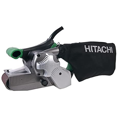 Hitachi sb8v2 90 amp 3 inch by 21 inch variable speed belt sander hitachi sb8v2 90 amp 3 inch by 21 inch variable speed belt sciox Image collections