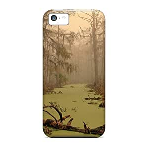 Special Design Back Murky Swamp Phone Cases Covers For Iphone 5c