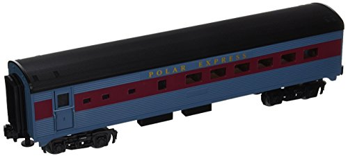 Lionel The Polar Express Streamliner Passenger Car (2 pack) Diner Passenger Set