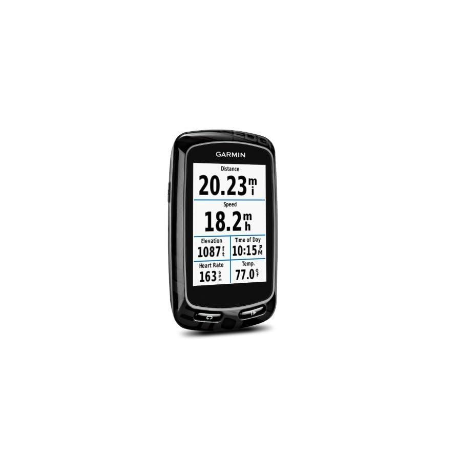 Garmin Edge 810 GPS Bike Computer (Certified Refurbished)