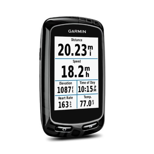 Garmin Edge 810 GPS Bike Computer-(Certified Refurbished) by Garmin