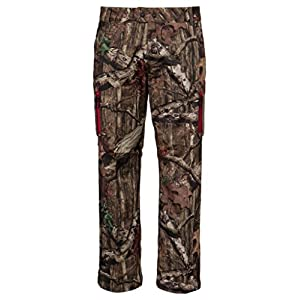 Scent Blocker Sola Women's Knock Out Pant, Mossy Oak Infinity (Small)