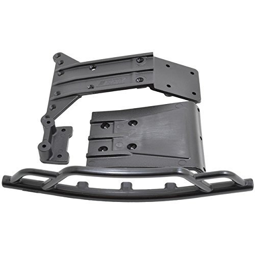 RPM 81612 Front Bumper and Kick Plate for The ECX Torment 4x4, Black