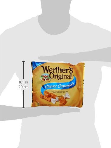 Werther's Original Chewy Caramels, 8.1 Ounce by Werther's (Image #5)