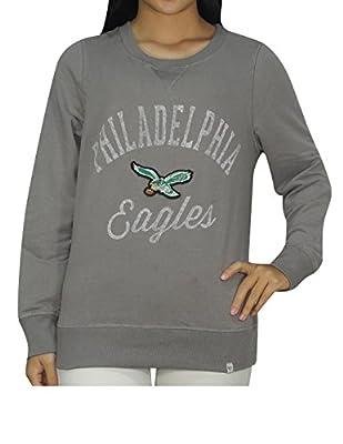 PHI EAGLES Athletic Thermal Sweatshirt (Vintage Look) for Womens
