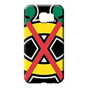 samsung galaxy s6 case cover Top Quality Hot Style phone back shells chicago blackhawks